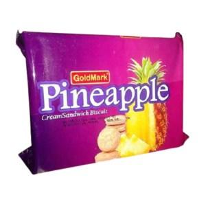 goldmark pineapple biscuit cream sandwich