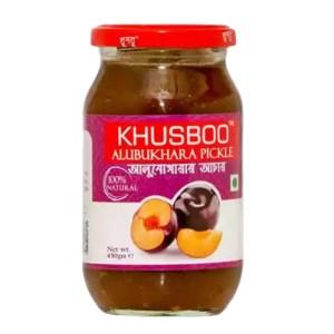 khusboo alubukhara pickle