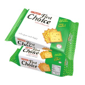olympic first choice salted biscuit