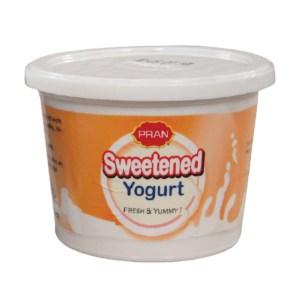 pran sweet yogurt (misty doi)
