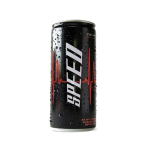 speed can energy drink