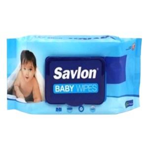 aci savlon baby wipes (antibacterial) 80pcs