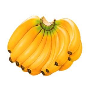 banana sagor (kola) 12pcs