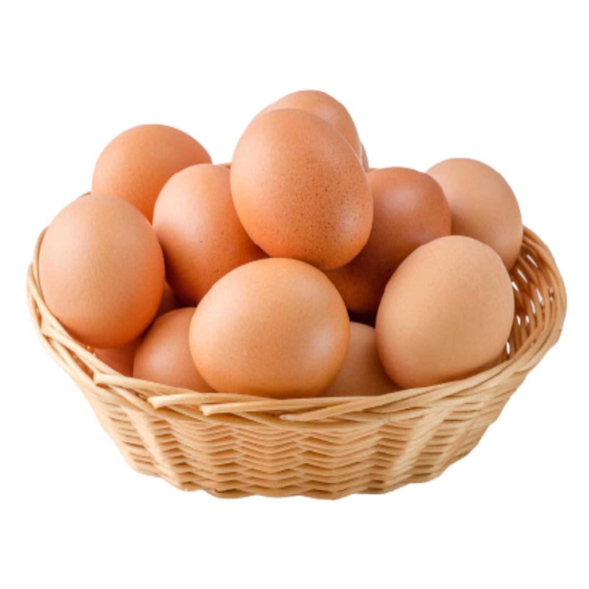 chicken eggs (layer) 12pcs