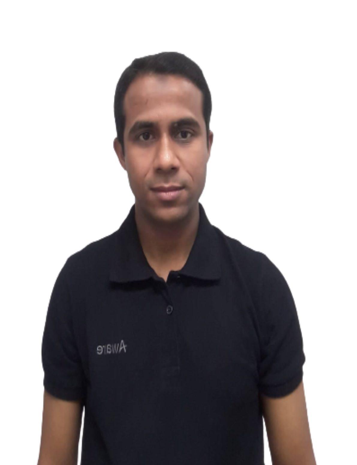 k.m rashedul islam - co-founder
