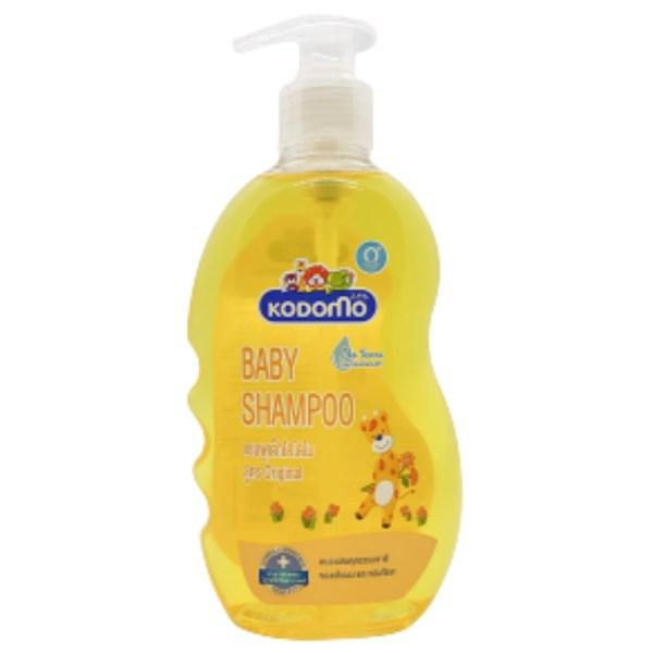 kodomo baby (0+) shampoo original 400ml