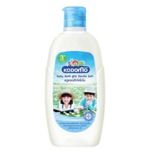 kodomo baby bath & gentle soft 100ml
