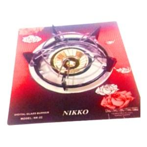 nikko auto gas stove single burner nk22