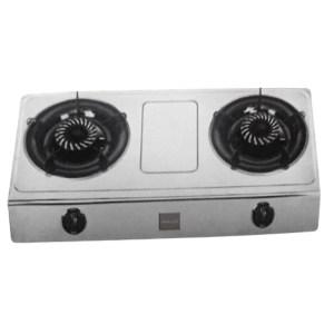 nikko gas stove 2 burner nk356