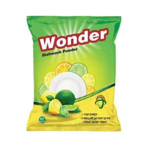 aci wonder dish wash powder 500gm
