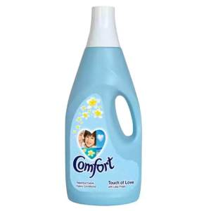 comfort fabric conditioner touch of love