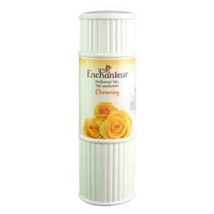 enchanteur charming perfumed talc powder 125gm