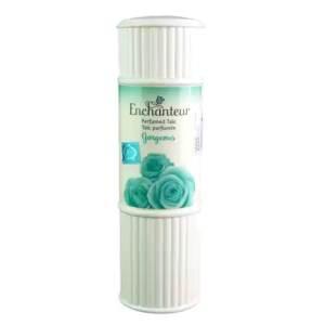 enchanteur gorgeous perfumed talc powder 125gm