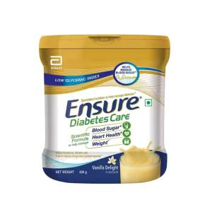 ensure diabetes care adult health drink