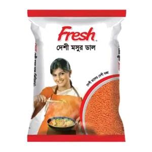 fresh moshur dal