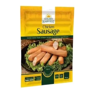 golden harvest spicy chicken sausage 12pcs