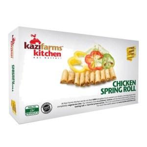 kazi farms kitchen chicken spring roll