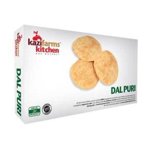 kazi farms kitchen dal puri 10pcs