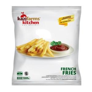 kazi farms kitchen french fry 500gm