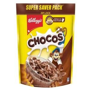 kellogg's chocos chocolate breakfast cereal