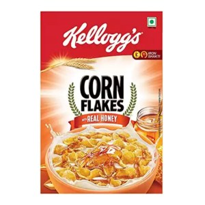 kelloggs honey crunch corn flakes
