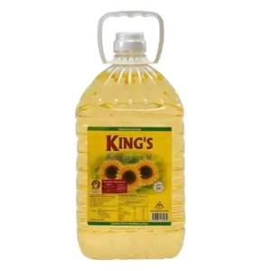 kings sunflower oil 5 liter