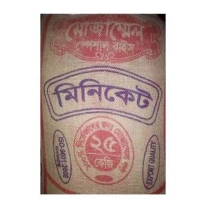 mozammel special miniket rice 25kg