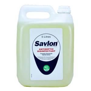 savlon antiseptic liquid 5 liter