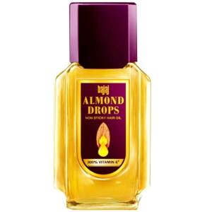 bajaj almond drops vitamin e hair oil