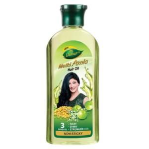 dabur methi amla hair oil