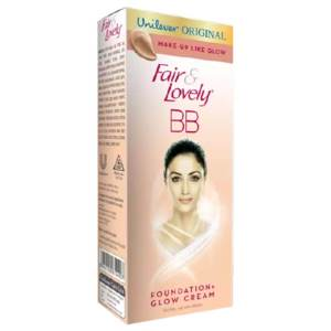 fair and lovely face cream blemish balm (bb) 40gm