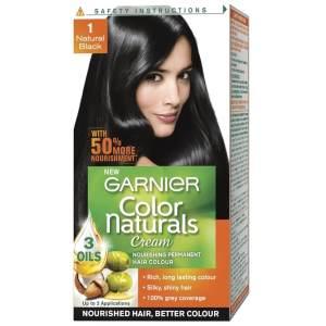 garnier color naturals cream 1 natural black 100ml