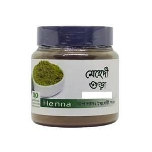 henna powder (mehedi gura) 100gm