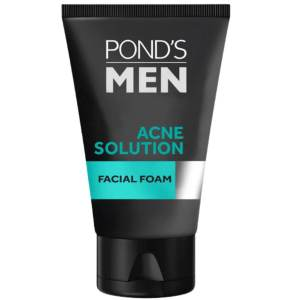 ponds men facewash acne solution 100gm