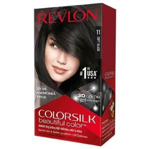 revlon soft black (1wwn) hair color 40ml