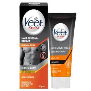 veet hair removal cream for men (normal skin) 25gm