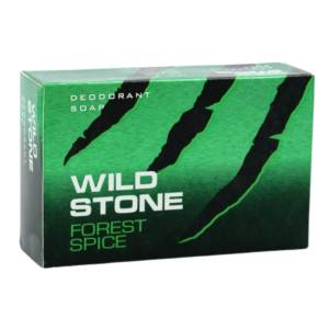 wild stone forest spice soap 125gm
