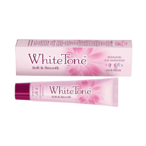 white tone face cream soft & smooth 25gm