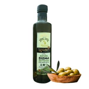 turkish goilden naturel sizma extra virgin olive oil 500ml