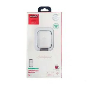 JOYROOM JR-T03s Double Wireless Bluetooth Headset – White