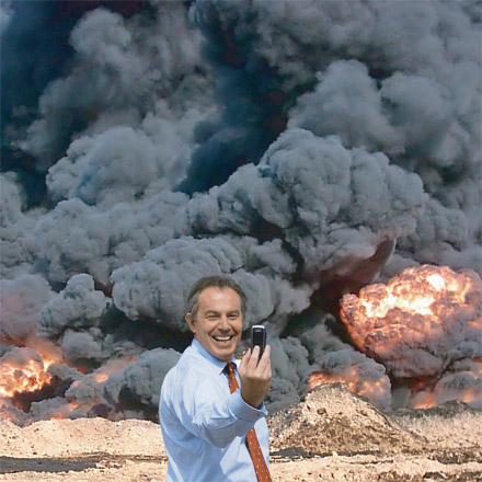 Tony Blair the opportunist 4