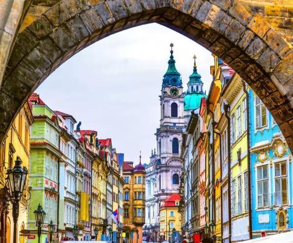 مالا سترانا من اجمل اماكن سياحية في براغ