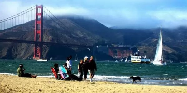 سان فرانسيسكو من اجمل اماكن سياحية في امريكا