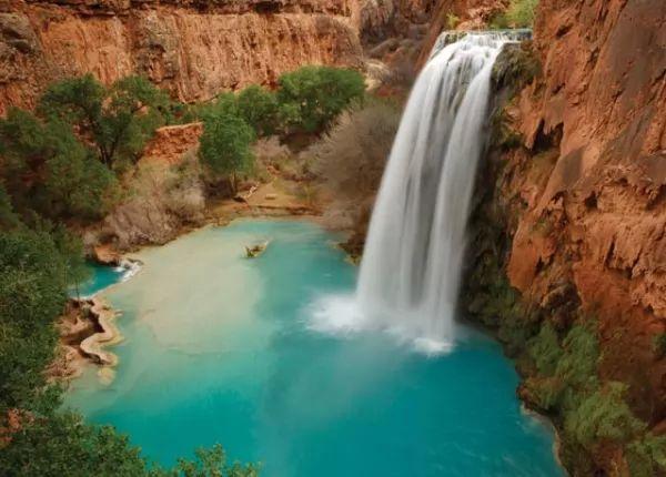 سيدونا في أريزونا من اجمل اماكن سياحية في امريكا