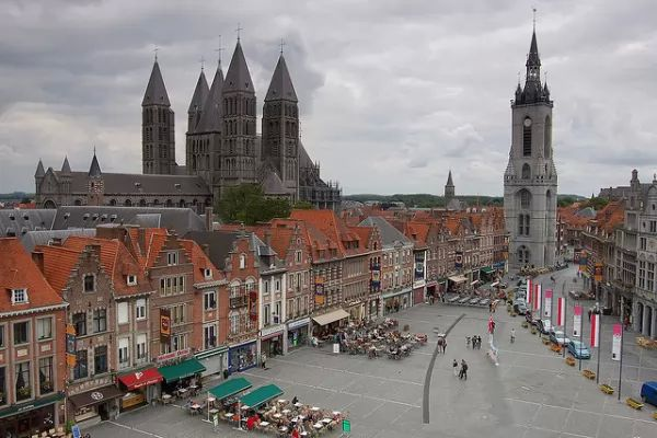 مدينة تورناي من اجمل اماكن سياحية في بلجيكا