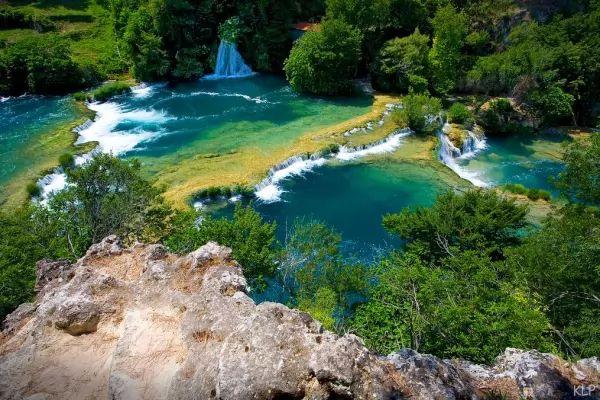 حديقة كركا الوطنية من اجمل اماكن سياحية في كرواتيا