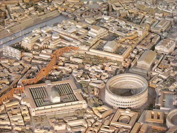متحف الحضارة الرومانية من اشهر متاحف روما