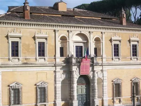 المتحف الوطني الإتروسكي من اشهر متاحف روما