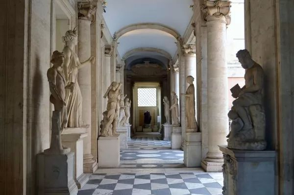متحف غاليريا بورغيز من اشهر متاحف روما