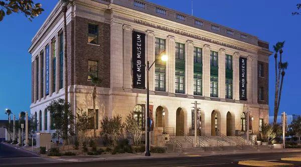 متحف الغوغاء من اجمل اماكن سياحية في لاس فيغاس